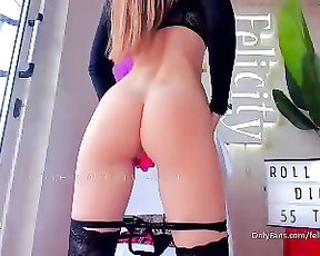 felicity_yours 2020 09 05_15 28 32_996  felicity_yours  Website C Model   tip 32 tk to win a hot video pussy play4goal dice 75 tk tease pvt cum toys giggles ass pussy leather skirt stockings heels horny cute ohmibod